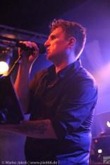 Scheuber live in Concert with Faderhead Berlin 2.3.2018x