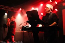 Scheuber live in Concert with Faderhead Berlin 2.3.2018