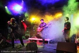Shade of Shambles beim Veidstanz Festival 2018 (c) 2018 Marko Jakob