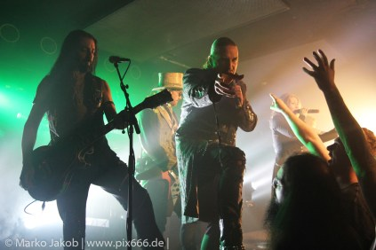 Therion - (c) 2018 Marko Jakob