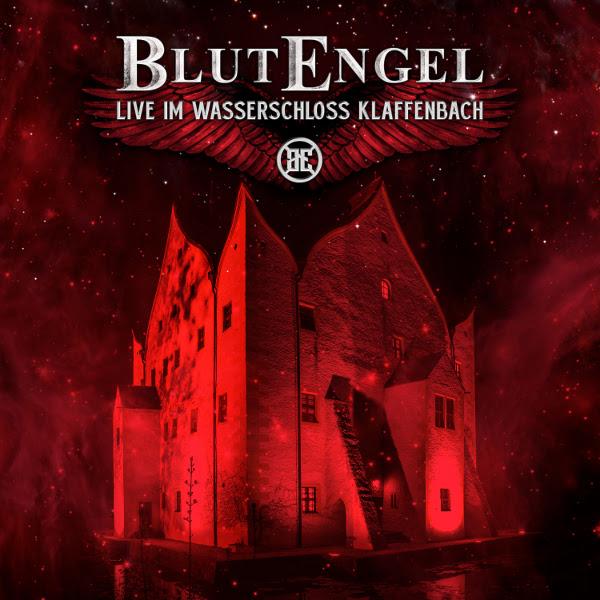 Blutengel veröffentlichen vom Live-Konzert im Wasserschloss Klaffenbach eine Doppel-CD, Blu-Ray und DVD