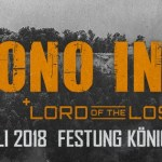 Konzert: Mono Inc., Lord Of The Lost, Major Voice Festung Königstein Open Air 07.07.2018
