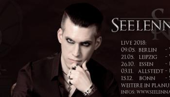 Seelenacht waren mit dem Special Guest Plastic Autumn am 09.05.2018 live in Berlin zu Gast
