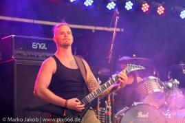 Bloodland - Rock for Roots Festival (c) 2018 Marko Jakob