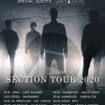 Konzertreview: A Projection + Wires & Lights | Section Tour 2020 Berlin