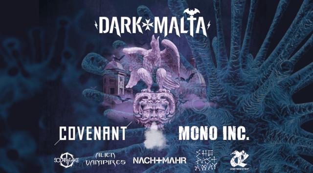 Das Dark Malta Festival wurde auf November 2020 verschoben.