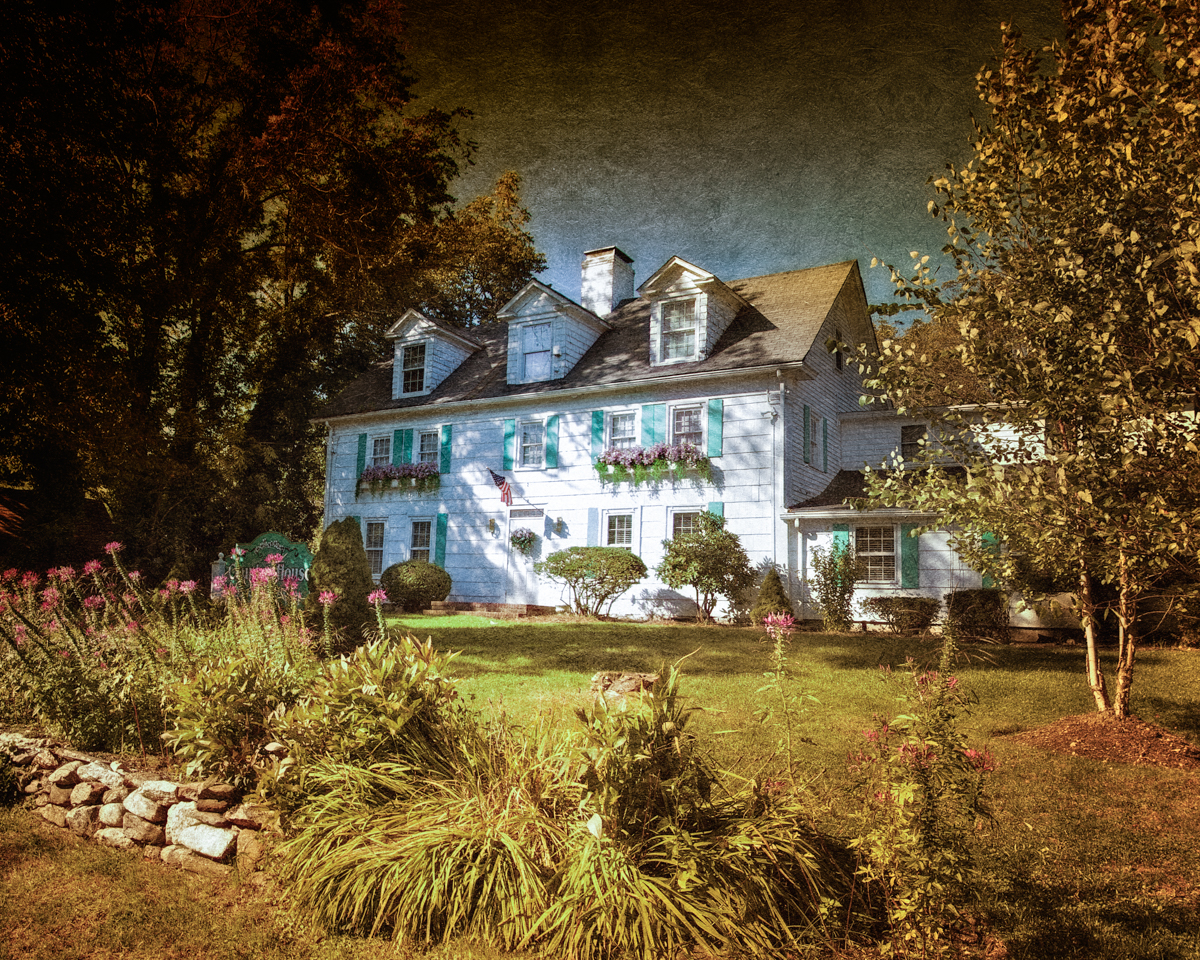 The Hadaway House, now the Country House Restaurant. Also believed to be haunted.