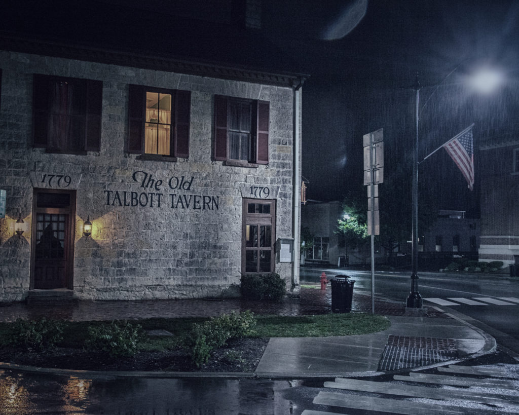 Real ghost stories from the Old Talbott Tavern in Bardstown, KY