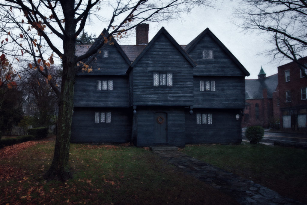 Real ghost stories from Salem, MA