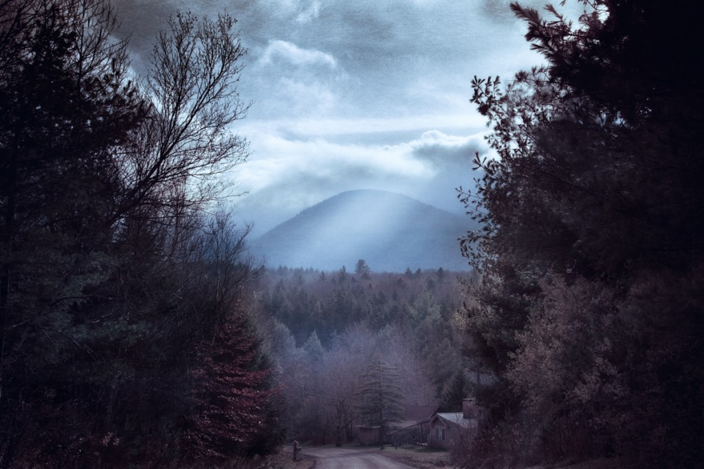 Into Mink Hollow, a region besotted with American folk horror from Haunted Travels in the Hudson River Valley of Washington Irving