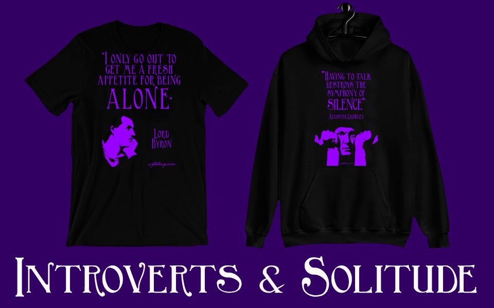 Shirts for introverts