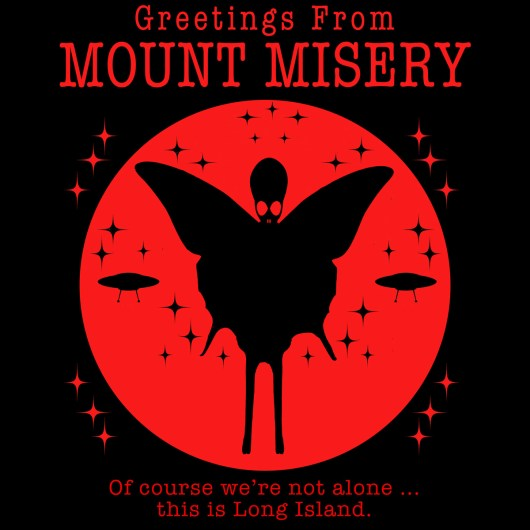 Greetings From Mount Misery: Of course we're not alone, this is Long Island