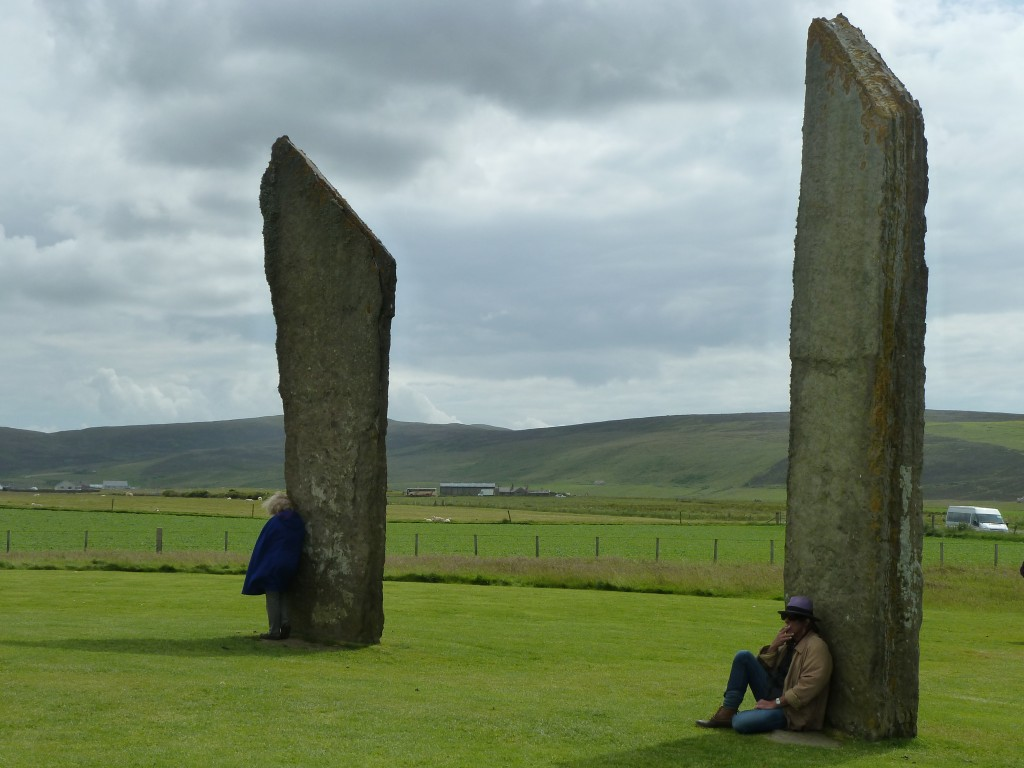 Stones of Stennes Orkney.