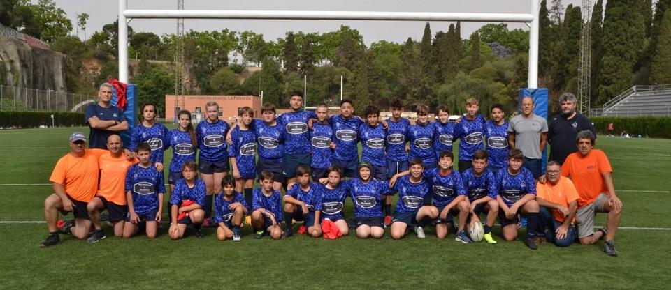 Gòtics-Cabrera S14, Campions Copa Catalana Bronze