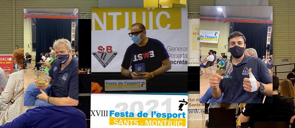 XVIII Festa de l'Esport de Sants-Montjuïc