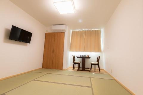 五島ライトハウス和室