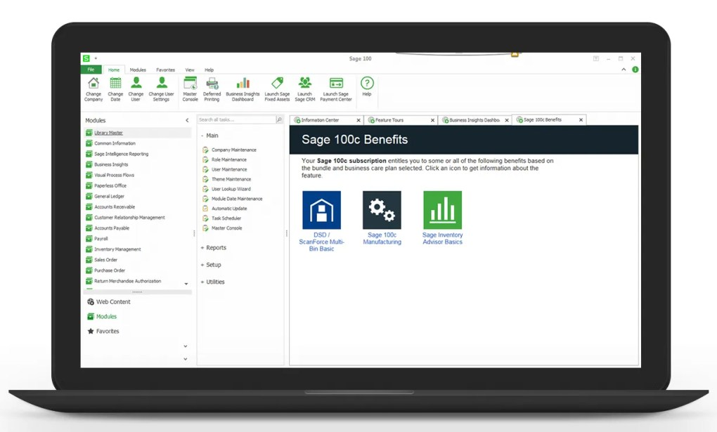 sage 100cloud Benefits