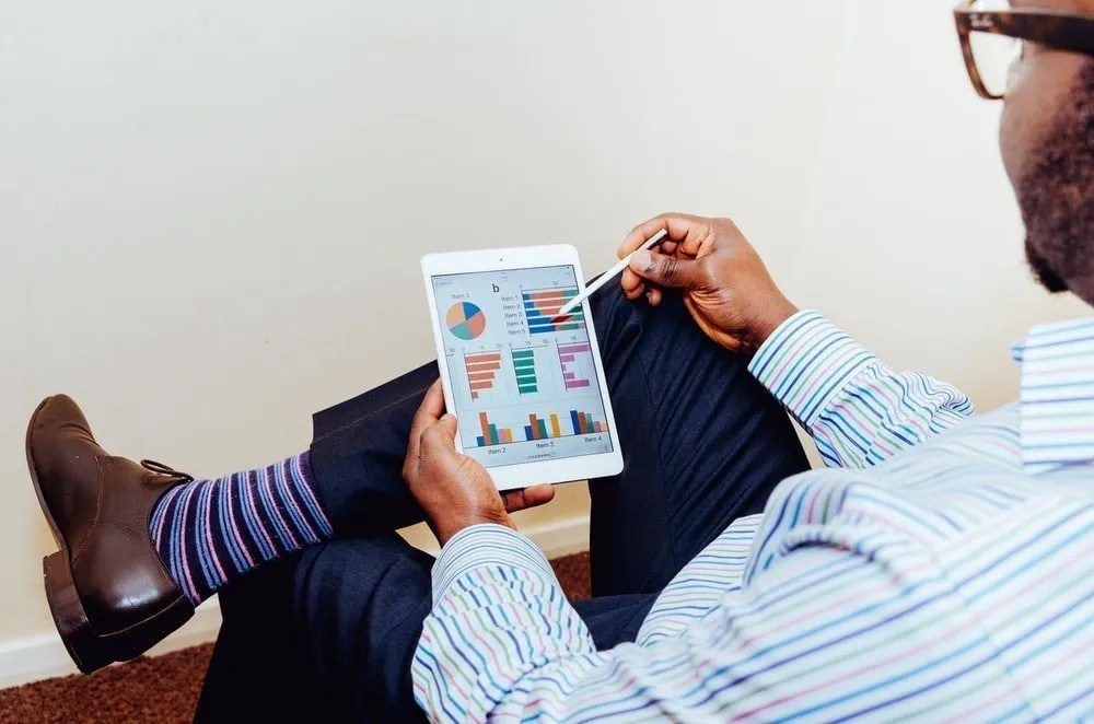 real-time tracking features allows business managers to meet demand while minimizing costs
