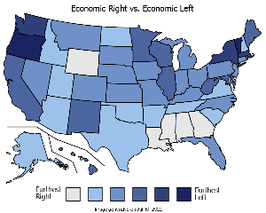 economic left vs. right