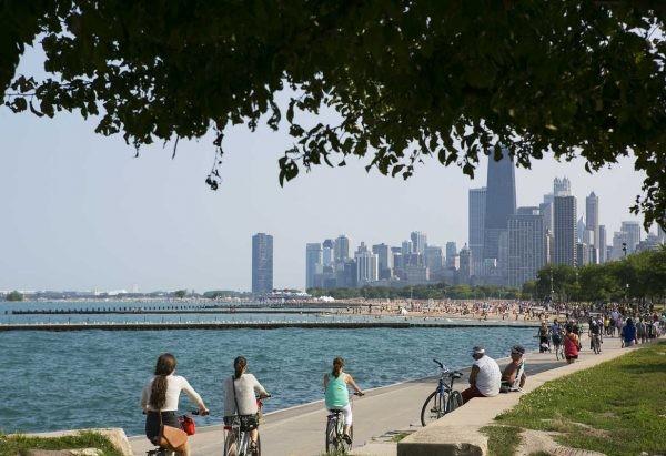 Bike Rentals Chicago