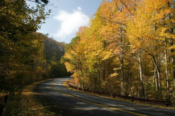 Talimena Scenic Drive, Eastern Oklahoma, Oklahoma Tourism & Recreation