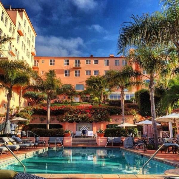La Jolla hotel, San Diego hotel