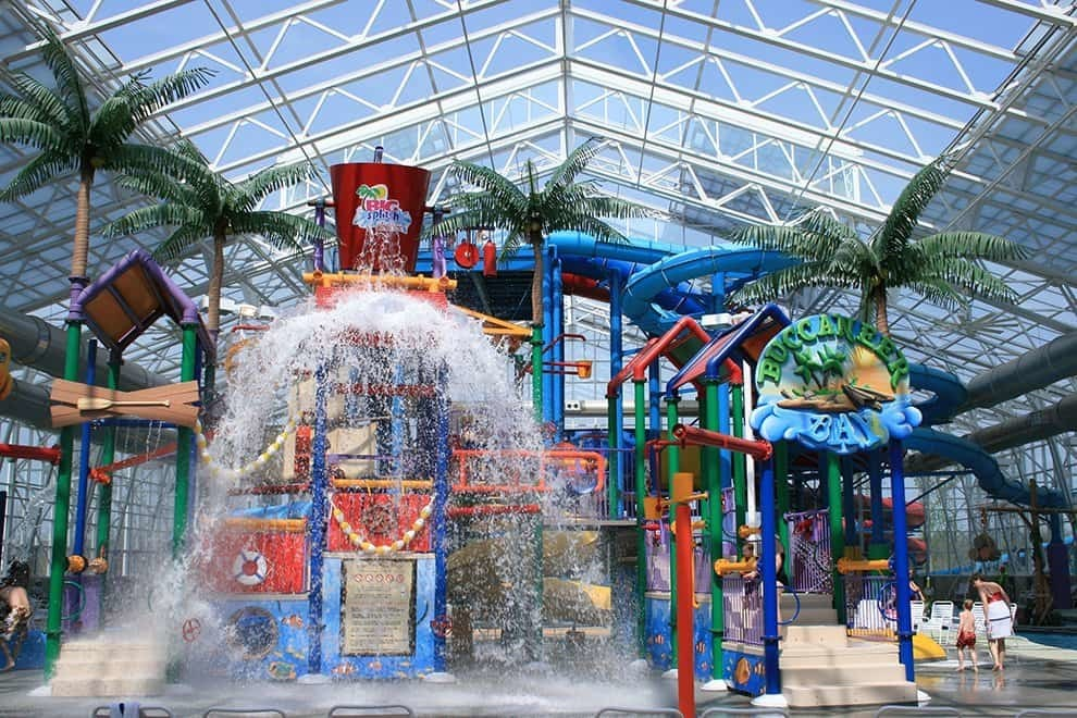 Kalahari Poconos Water Park Contact