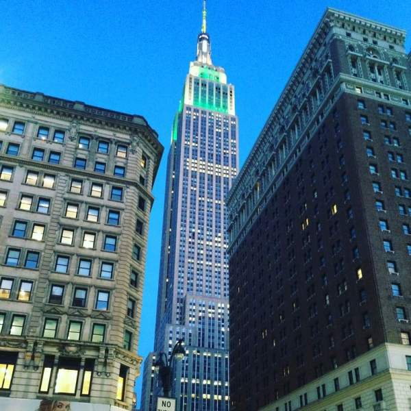 Empire State Building - Go New York Card
