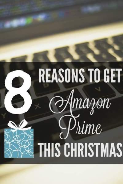 8 Reasons to Get Amazon Prime This Christmas via @GotoTravelGal
