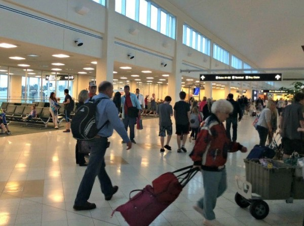 Southwest Florida International Airport is the best way to get to Marco Island