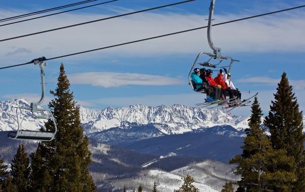 Beaver Creek, Colorado Women Social Ski