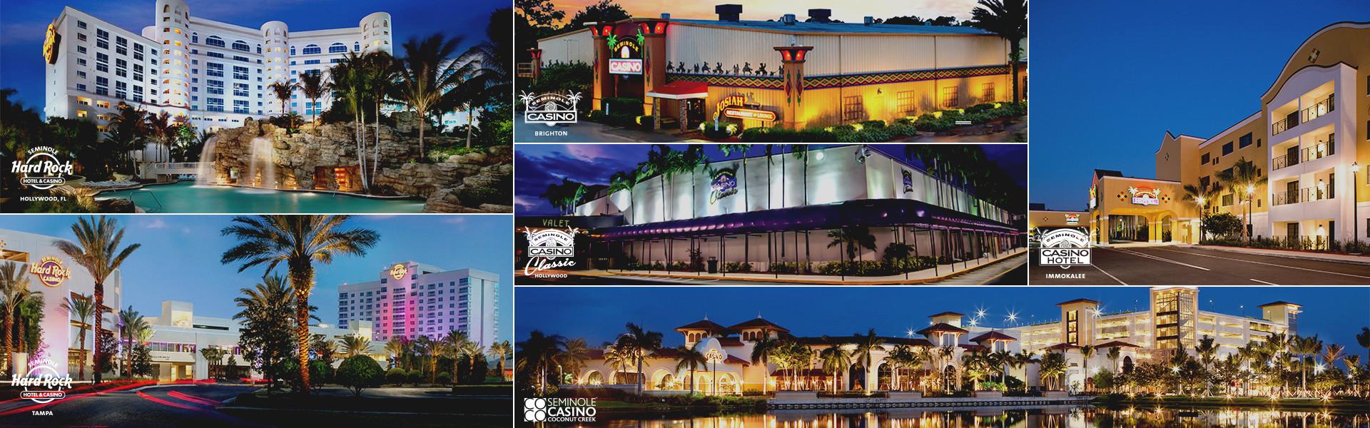 Seminole Hard Rock Immokalee Fl