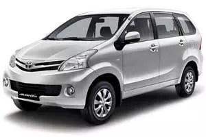 Sewa Toyota Avanza Bali