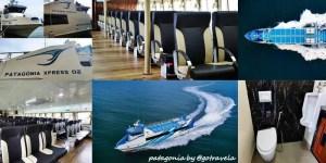 Patagonia fast boat