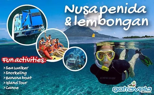 watersport di nusa penida