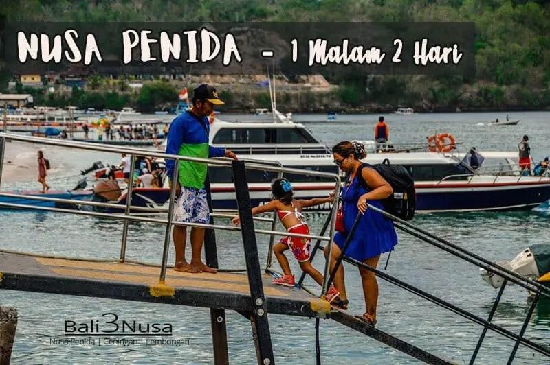 Paket Nusa Penida 1 Malam