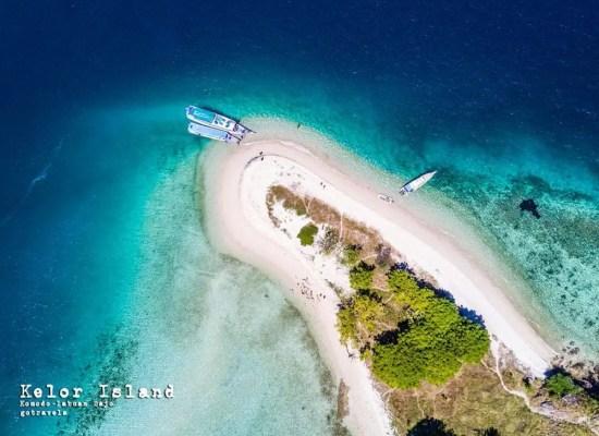 Pulau Kelor Labuan Bajo