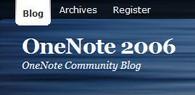 Onenote2006blog