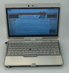 HP 2710p Tablet PC