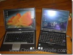 Lenovo X61 Tablet PC Christopher Welle