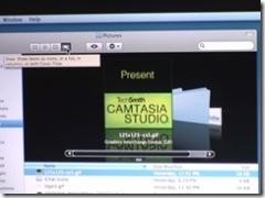 Apple Touch MacBook Leopard