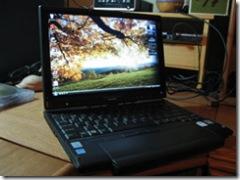 Fujitsu T2010 Tablet PC