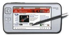 Nokia N800 Internet Tablet