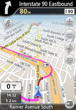 iOS Gets Free iPhone Navigation App with Offline Maps