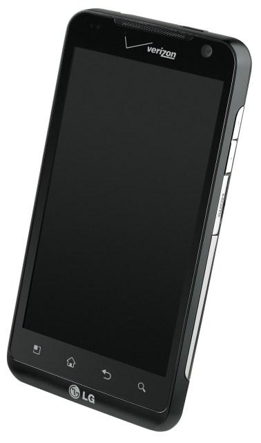 LG Revolution Screen
