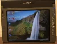 GBM InkShow: Windows 7 Running on a LS800 Tablet PC