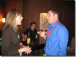 CES 2009 Tablet and Touch Community Meetup 026