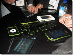 CES 2009 Tablet and Touch Community Meetup 048