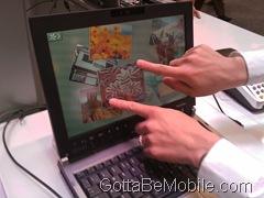 Toshiba Multi-Touch Portego Wacom