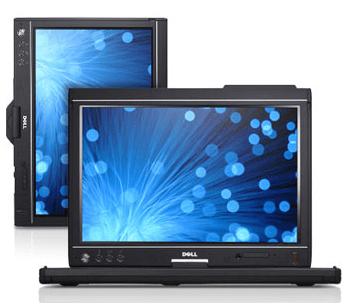 Dell Latitude XT2 Tablet PC